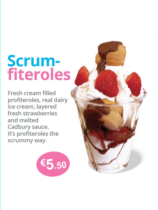 scrum-fiterole tub
